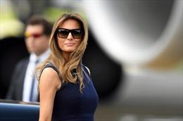 Nghệ thuật 'ngoại giao thời trang' riêng biệt của Đệ nhất Phu nhân Melania Trump