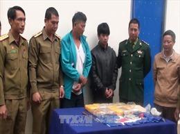 Xóa sổ điểm trung chuyển ma túy từ Lào về Việt Nam