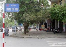 TP Vinh thí điểm cho thuê vỉa hè một số tuyến đường