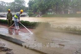 Thừa Thiên - Huế vệ sinh môi trường, trả lại cảnh quan sau mưa lũ