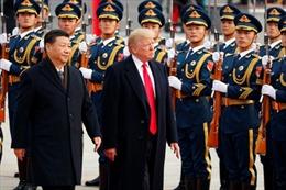Tổng thống Donald Trump và Chủ tịch Tập Cận Bình bàn vấn đề Triều Tiên