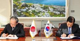 Tiệc tiếp đãi Tổng thống Mỹ gây ra cuộc tranh cãi Hàn – Nhật mới