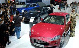 Thị trường ô tô tăng nhẹ sau bão giảm giá