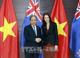 APEC 2017: Thủ tướng Nguyễn Xuân Phúc tiếp Thủ tướng New Zealand
