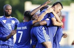 Đánh bại Than Quảng Ninh 2 - 1, Quảng Nam tiến gần tới ngôi vô địch