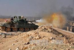 Quân đội Syria toàn thắng trước IS