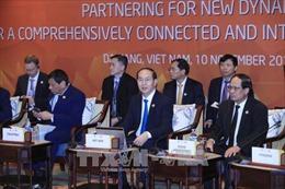 Tuyên bố báo chí của Chủ tịch Đối thoại cấp cao không chính thức giữa APEC và ASEAN