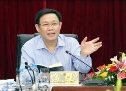Phó Thủ tướng Vương Đình Huệ: 'Tăng thu, tiết kiệm chi', tạo thêm nguồn cho cải cách tiền lương
