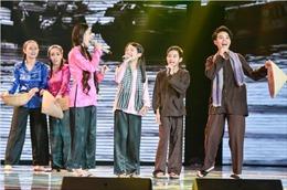 The Voice Kids 2017: Team Vũ Cát Tường mang dân ca tới sáng oà sân khấu