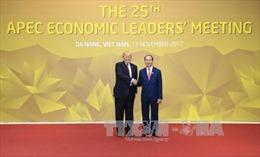 Tổng thống Hợp chúng quốc Hoa Kỳ Donald Trump bắt đầu thăm cấp Nhà nước Việt Nam