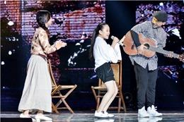The Voice Kids 2017: Hoài Ngọc chứng minh đẳng cấp 'khó vượt' với 'Cây đàn tróc sơn'