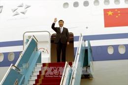 Tổng Bí thư, Chủ tịch Trung Quốc Tập Cận Bình đến Hà Nội, bắt đầu chuyến thăm cấp Nhà nước tới Việt Nam
