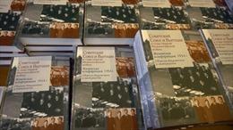 Ra mắt sách 'Liên Xô và Việt Nam trong cuộc chiến tranh Đông Dương lần thứ nhất'
