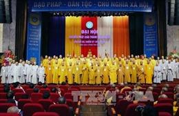 Ngày 21/11, khai mạc Đại hội đại biểu Phật giáo toàn quốc lần thứ VIII
