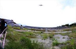Thử nghiệm tẩy độc đất nhiễm dioxin bằng vi sinh tại sân bay A Sho