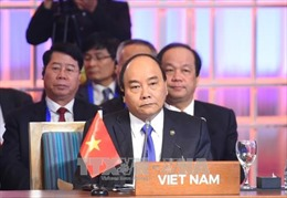 Thủ tướng Nguyễn Xuân Phúc dự Hội nghị Cấp cao Mekong - Nhật Bản và ASEAN - Liên hợp quốc