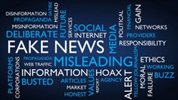 EU tham vấn công khai để đối phó với 'tin giả'