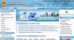 Quy chế hoạt động của Ban Chỉ đạo quốc gia về đấu thầu qua mạng
