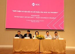 SCIC bán vốn tại 4 doanh nghiệp lớn