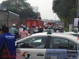 Thông xe cầu vượt Nguyễn Kiệm - Hoàng Minh Giám giải toả nỗi khổ kẹt xe cho người dân