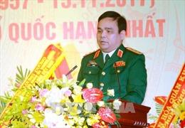 Thư viện Quân đội đón nhận Huân chương bảo vệ Tổ quốc hạng Nhất