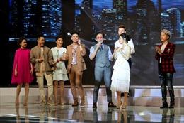Lần đầu tiên Hòa Minzy- Giang Hồng Ngọc tranh giành 'trai lạ' tại Cặp đôi hoàn hảo