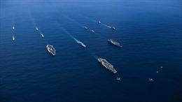 Hải quân Mỹ trả giá đắt sau màn tập trận của 3 tàu sân bay gần Triều Tiên