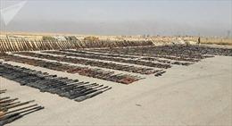 Phát hiện vô số vũ khí sát thương Mỹ tại Deir ez-Zor