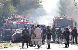 Đánh bom tại Kabul, ít nhất 10 người thiệt mạng