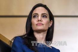 Angelina Jolie hối thúc LHQ hành động để chấm dứt nạn bạo lực tình dục đối với phụ nữ