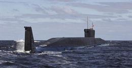 Nga hạ thủy tàu ngầm hạt nhân lớp Borei - A đầu tiên