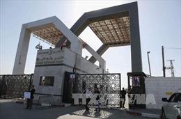 Cửa khẩu Rafah giữa Ai Cập và Dải Gaza mở cửa trở lại trong 3 ngày