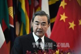 Ngoại trưởng Trung Quốc thăm 4 nước châu Phi