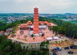 Hải Phòng: Khánh thành công trình tôn tạo tháp Tường Long