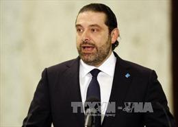 Thủ tướng Liban Hariri sẽ đến Ai Cập bàn cách giải quyết khủng hoảng