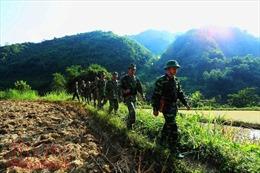Đồn Biên phòng Pa Thơm: Điểm sáng tuần tra, canh gác đảm bảo an ninh biên giới