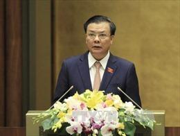 Bộ trưởng Đinh Tiến Dũng: Tiếp tục cải thiện môi trường kinh doanh cho doanh nghiệp