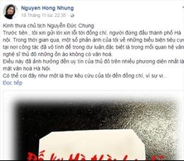 Yêu cầu làm rõ thông tin vợ Xuân Bắc 'tố' tiêu cực trước ngày 30/11