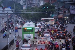 Phát triển vận tải hành khách công cộng ở Hà Nội - Bài 2