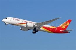 Máy bay chở khách Trung Quốc lần đầu bay xuyên đại dương bằng xăng sinh học