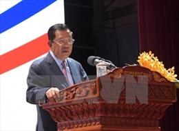 Thủ tướng Campuchia Hun Sen khẳng định tình hình đất nước ổn định