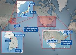 Lộ top mục tiêu tấn công hạt nhân của Triều Tiên, Nhà Trắng không ngoại lệ