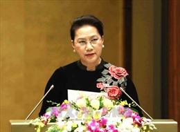 Chủ tịch Quốc hội lên đường thăm chính thức Singapore và Australia