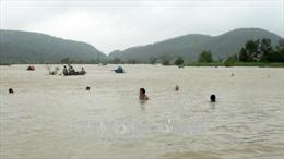 Phú Yên: Tìm được thi thể nạn nhân bị nước lũ cuốn trôi