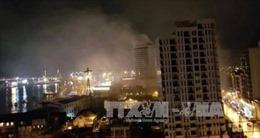 Cháy khách sạn - sòng bạc ở Gruzia, hàng chục người thương vong