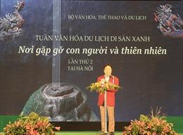 Hà Nội tham gia 'Tuần văn hóa Du lịch di sản xanh - Nơi gặp gỡ con người và thiên nhiên'