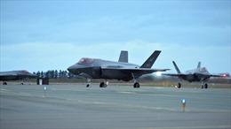F-35 của Na Uy gửi thông tin nhạy cảm về Mỹ