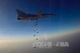 Không quân Nga đã tiêu diệt 85.000 phần tử khủng bố tại Syria