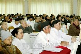 Phổ biến Luật Tín ngưỡng, tôn giáo tới các chức sắc, chức việc, nhà tu hành