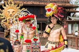 Báo Thái Lan ca ngợi  Trương Ngọc Tình và trang phục dân tộc Việt Nam tại cuộc thi Manhunt